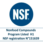 Graisse Blanche Contact Alimentaire NSFH1 Nutrol